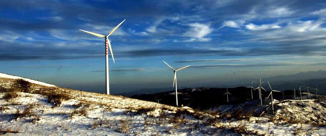 La terra del vento